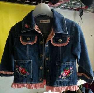 Jaket anak perempuan #momjualan #jualanibu