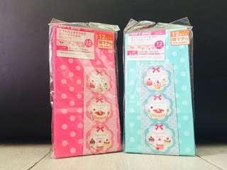 2 packs of daiso party bag