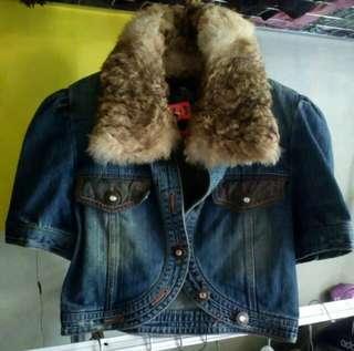 Jaket bulu anak #momjualan #jualanibu