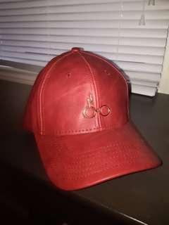 Harry Potter Snapback Leather Hat