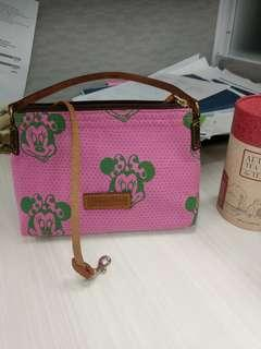 Dooney and Bourke Minnie mouse purse