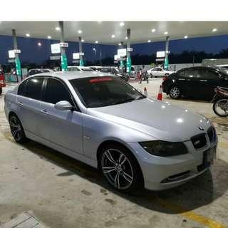 BMW E90 320i (A) CONTINUE LOAN MONTHLY LOW