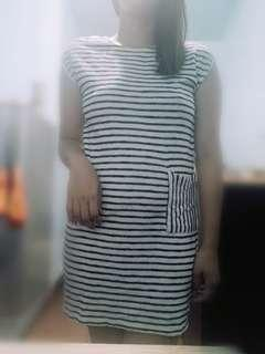 Forever 21 Stripes Dress