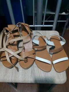 Wedge and Sandals Get All