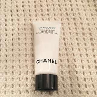 CHANEL (New) cleansing cream to foam (sample)