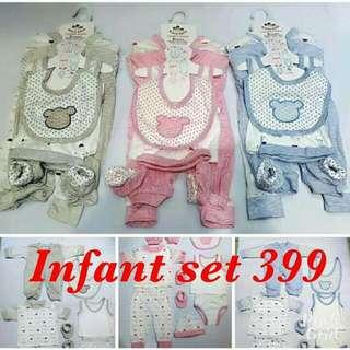 Overall Infant Set