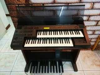 🚚 YAMAHA電子琴(故障)