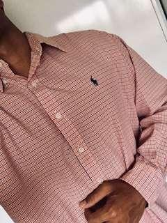 Ralph Lauren Vintage Button Down