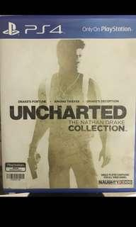 Uncharted Collection 1-3