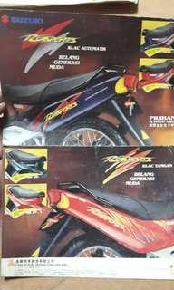 Brochure Suzuki RG