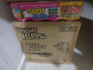 🚚 Thirsty Hippo