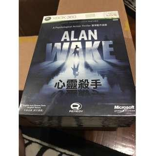 Alan Wake - XBOX 360 Collector's Edition - BRAND NEW SEALED Unopened