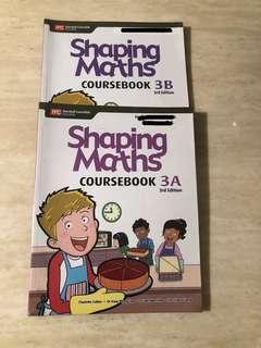 P3 Math Textbooks