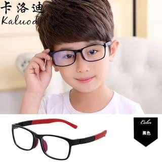 Children Radiation Protected Anti-Blueray Eye Protection Glasses women Kids boy men Play Computer See Mobile Phone Protection Eyes