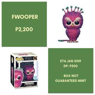 [Pre-Order] Funko Shop Exclusive Fwooper