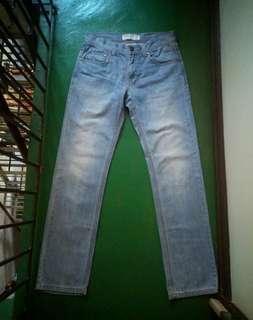 BALENO Slim Fit Straight Jeans (30)