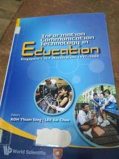 Education : Singapore's ICT Master plans 1997-2008