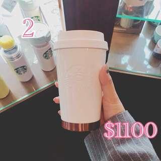 🚚 現貨剩1個/韓國大理石限定版 不鏽鋼隨行杯 355ml