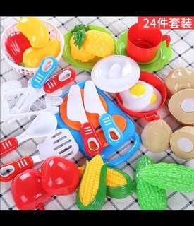 Sale- 24 pieces kitchen set