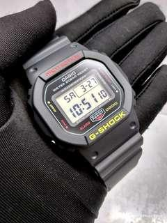 * FREE DELIVERY * Brand New 100% Authentic Casio GShock Digital Matt Black Mens Watch DW-5600CMB-1DR DW5600CMB