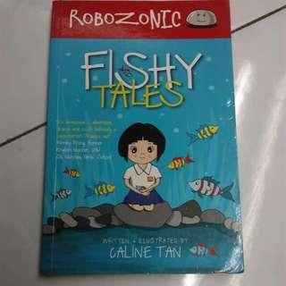 Fishy Tales By Caline Tan Robozonic