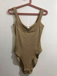 H&M Nude Body Suit