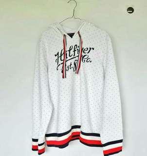 Zip hoodie tommy hilfiger hite