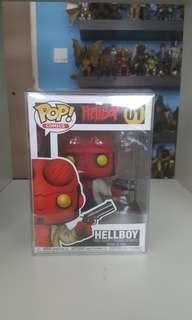Funko Pop Hellboy 01