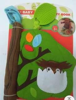 Skiphop tree activity soft book