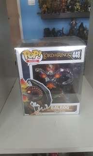 "Funko Pop 6"" LOTR Balrog 448"