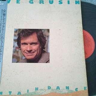 Dave Grusin Mountain dance  vinyl  黑膠碟