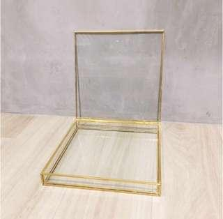 Geometric Display Box