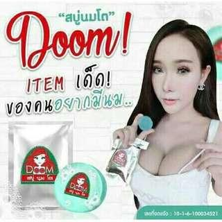 Doom Soap Breast Enhancer