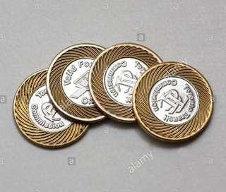 12 ttc tokens