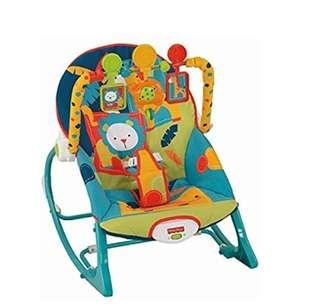 🚚 Fisher Price Rocker (Lightly used)