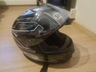 shoei gt air inertia size L
