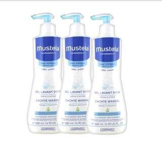 🚚 Mustela Cleansing Gel