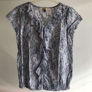 Blf batik blouse