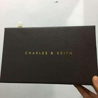 Charles & Keith sling wallet