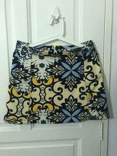 Zara inspired printed skirt
