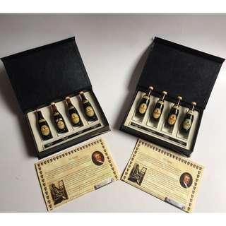 Vintage Guinness Miniatures Collection