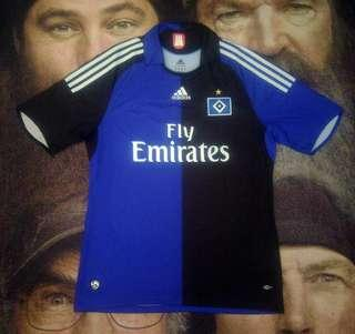 ADIDAS Bundesliga jersi Hamburger sv Away 2010 jersey