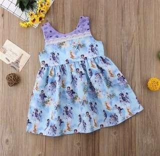 Instock Tinkle Bell Design sleeveless dress