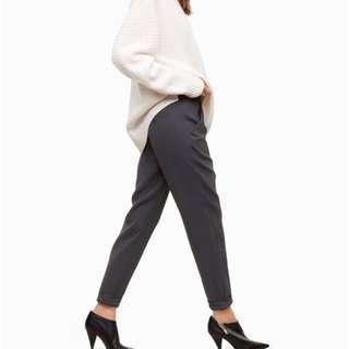 10/10 Aritzia Allant Pant Size 0 Grey