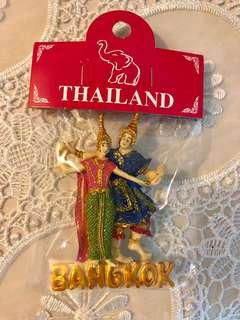 FRIDGE MAGNET BANGKOK, THAILAND