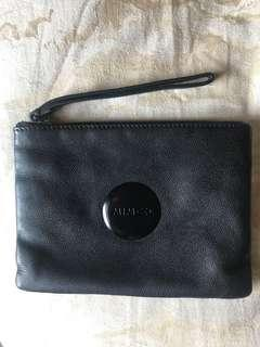 Mimco Pouch - all black