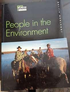Photography book - People in the Environment