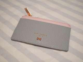 Ted baker card holder 銀包 散子包