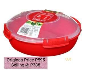 SISTEMA Microwave Dish 43.6oz/1.29L