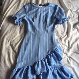 BOO HOO DRESS